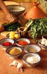 Moroccan - vegetarian