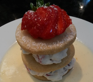 strawberry shortbread recipe