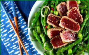 Fresh Asian Salads