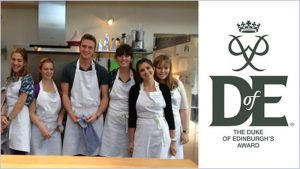 Student Cookery Day