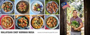 Malaysian Kitchen - with guest chef Norman Musa