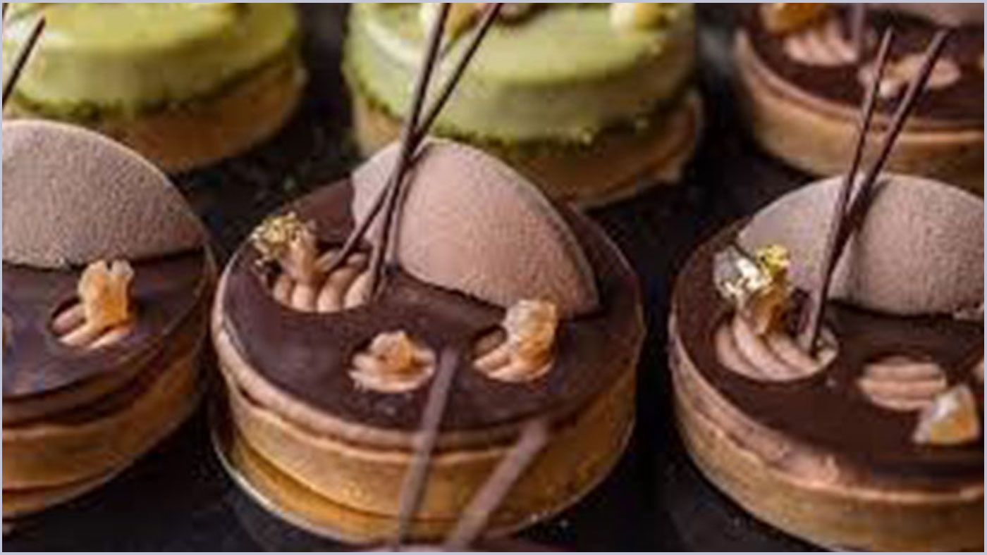 5 Day Professional Pastry Course